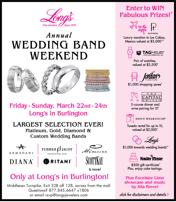 Wedding Band Weekend Email Invitation